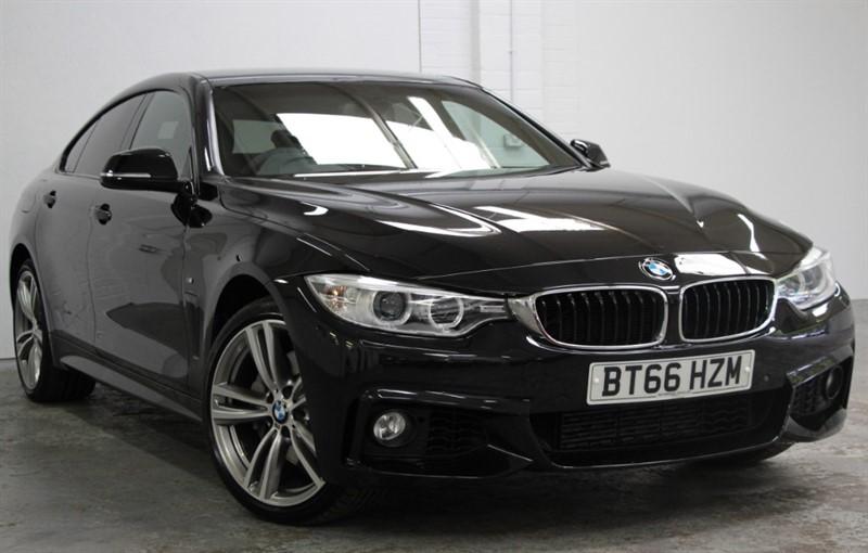 used BMW 435d XDrive Gran Coupe M Sport [313] (PRO NAV !! BIG SPEC !!) in west-byfleet-surrey