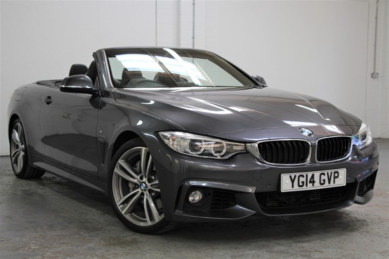 used BMW 435i M Sport [301] (PRO NAV !! 18400 MILES !!) in west-byfleet-surrey