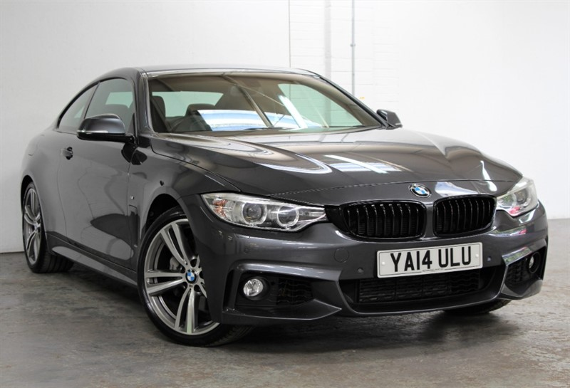 used BMW 435i M Sport [306] (PRO NAV, BIG SPEC !!) in west-byfleet-surrey