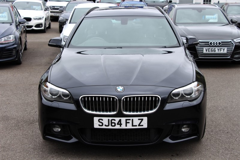 used BMW 520d M Sport [190] (FREE MAINLAND UK DELIVERY !!) in west-byfleet-surrey