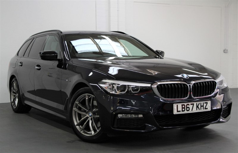 used BMW 520d XDrive M Sport Touring [190] (NEW MODEL !! GREAT SPEC !!) in west-byfleet-surrey