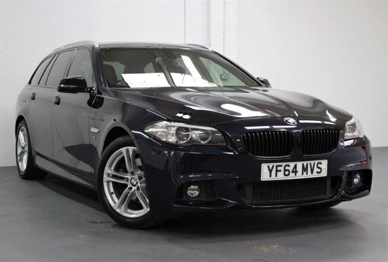 used BMW 520d M Sport Touring [190] (EURO6, LOVELY EXAMPLE !!) in west-byfleet-surrey