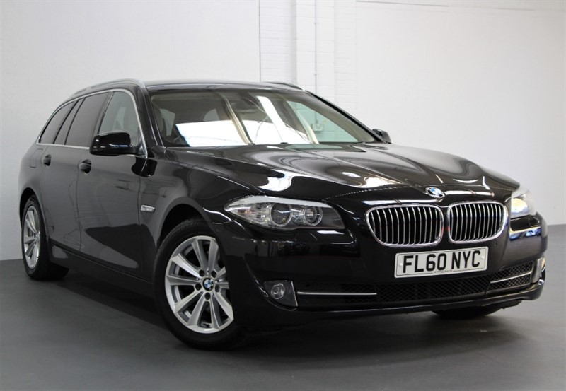 used BMW 520d SE Touring [184] (SUPERB EXAMPLE !!) in west-byfleet-surrey