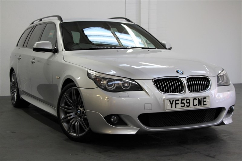 used BMW 525d M Sport Business Edition [194] (PRO NAV, 19