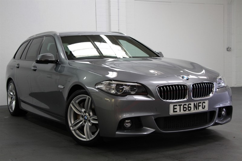 used BMW 528i M Sport Plus Touring [245] (FREE MAINLAND UK DELIVERY !!) in west-byfleet-surrey