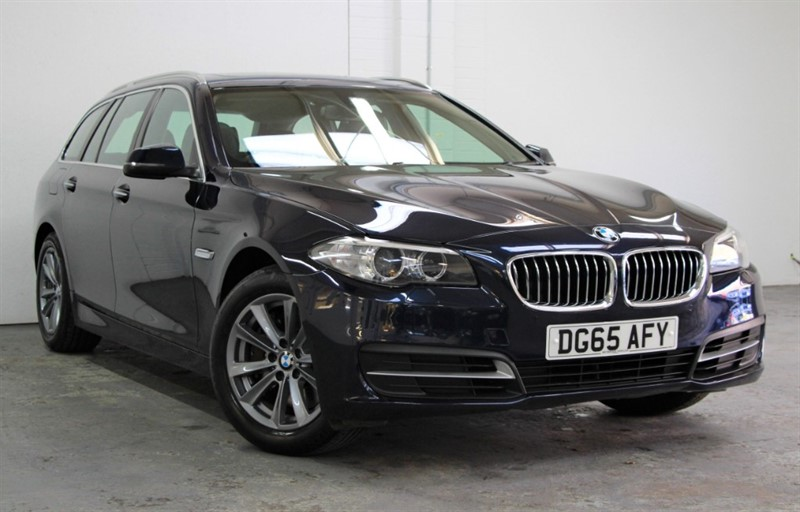 used BMW 528i SE Touring [245] (PAN ROOF !! VERY RARE PETROL !!) in west-byfleet-surrey