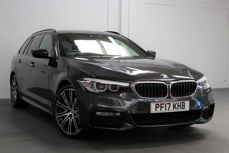 used BMW 530d M Sport Touring [265] (FREE MAINLAND UK DELIVERY !!) in west-byfleet-surrey