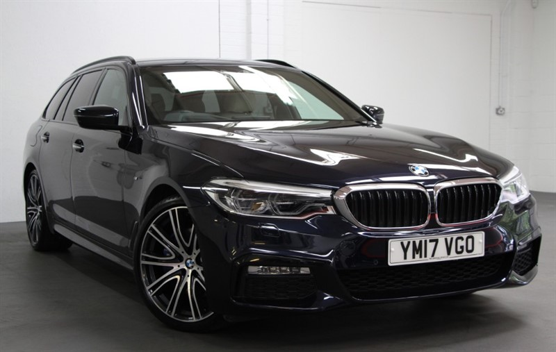 used BMW 530d XDrive M Sport Plus [265] (FREE MAINLAND UK DELIVERY !!) in west-byfleet-surrey