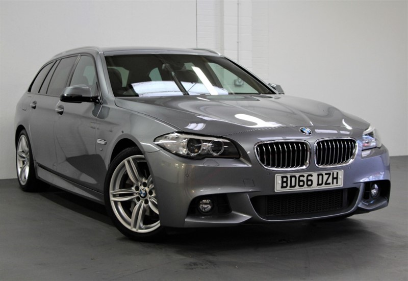 used BMW 530d M Sport Plus Touring [260] (PAN ROOF !! BIG SPEC CAR !!) in west-byfleet-surrey