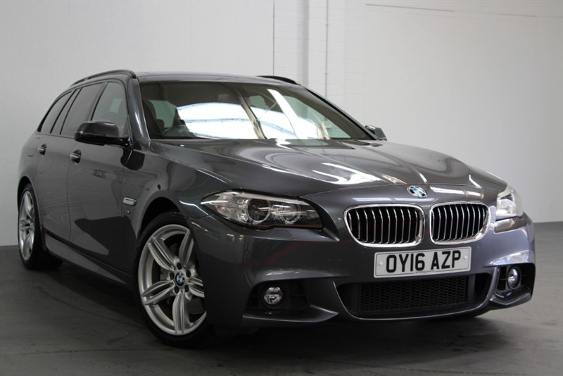 used BMW 530d M Sport Plus Touring [260] (FREE MAINLAND UK DELIVERY !!) in west-byfleet-surrey