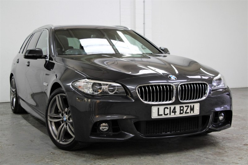 used BMW 535d M Sport Plus Touring [313] (PAN ROOF !! BIG SPEC !!) in west-byfleet-surrey