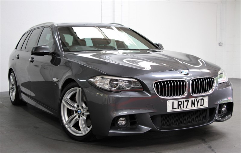 used BMW 535d M Sport Plus [313] (FREE MAINLAND UK DELIVERY !!) in west-byfleet-surrey
