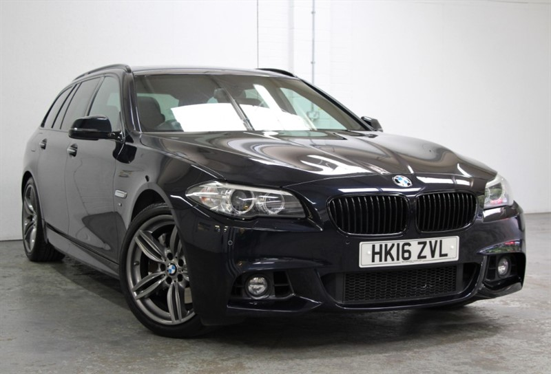 used BMW 535d M Sport Plus Touring [306] (PAN ROOF !! BIG SPEC !!) in west-byfleet-surrey