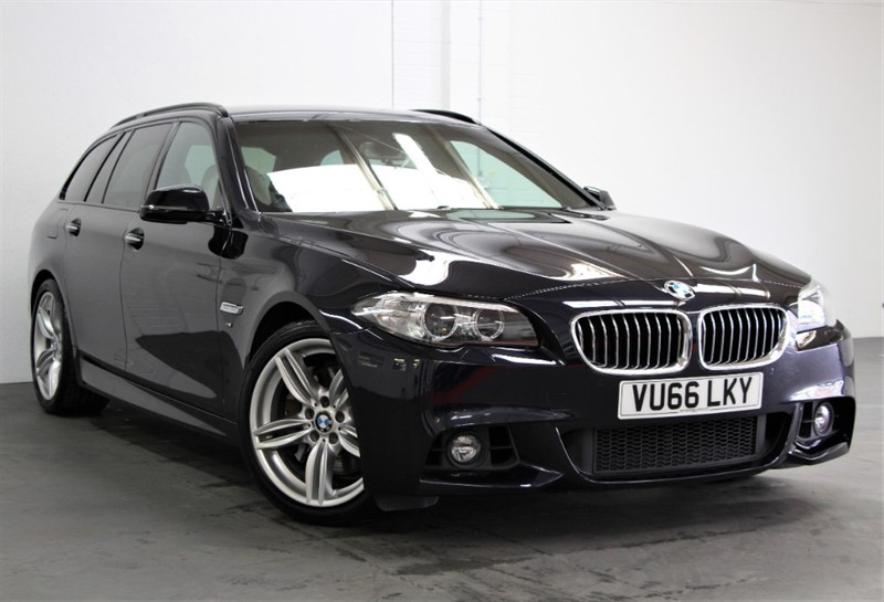 used BMW 535d M Sport Plus Touring [313] (FREE MAINLAND UK DELIVERY !!) in west-byfleet-surrey