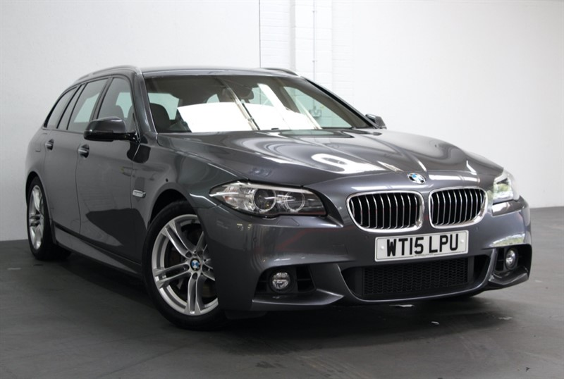 used BMW 535i M Sport [306] (FREE MAINLAND UK DELIVERY !!) in west-byfleet-surrey