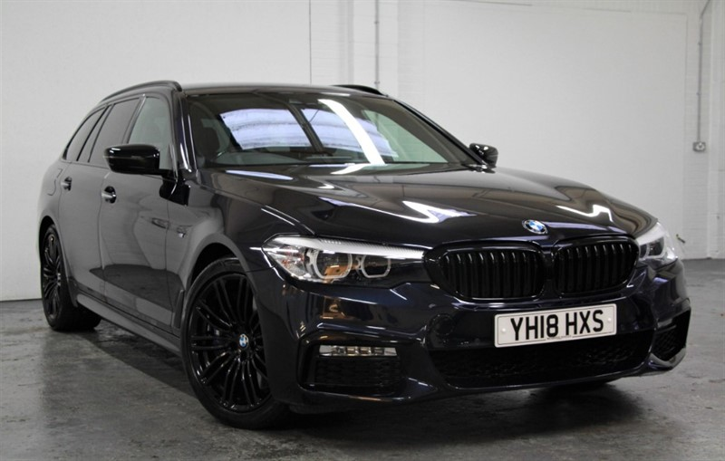 used BMW 540i XDrive M Sport Touring [340] (ABSOLUTELY STUNNING !!) in west-byfleet-surrey