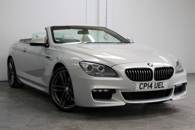 used BMW 640d M Sport [313] (ABSOLUTELY STUNNING !!) in west-byfleet-surrey