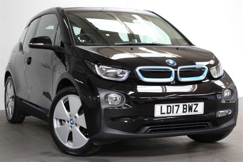 used BMW i3 i3 Suite REX [170] (FREE MAINLAND UK DELIVERY !!) in west-byfleet-surrey
