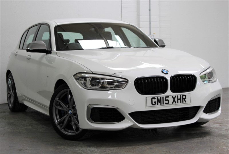 used BMW M135i [330] (FACELIFT !! GREAT SPEC !!) in west-byfleet-surrey