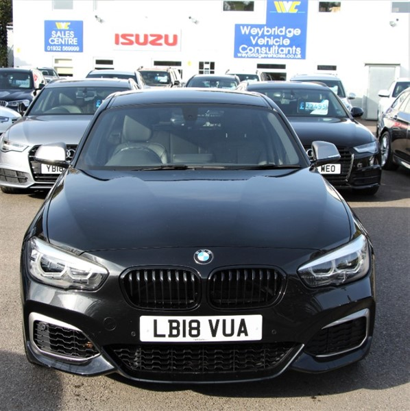 used BMW M140i Shadow Edition [240] (FREE MAINLAND UK DELIVERY !!) in west-byfleet-surrey