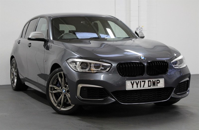 used BMW M140i T [340] (PRO NAV, FULL BLACK LEATHER !!) in west-byfleet-surrey