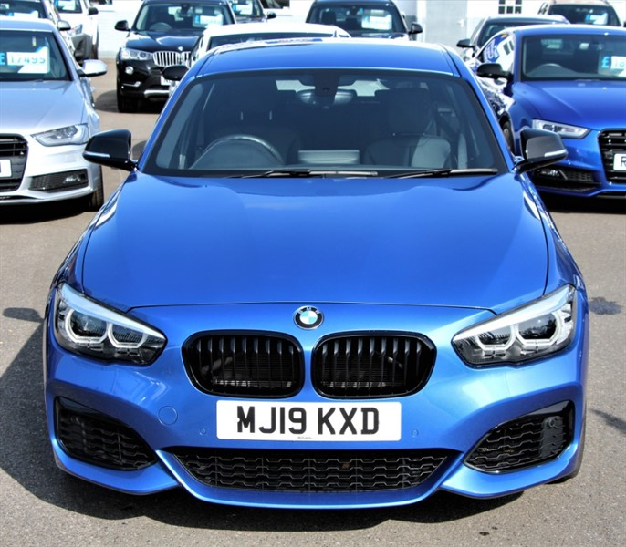 used BMW M140i Shadow Edition [340] (FREE MAINLAND UK DELIVERY !!) in west-byfleet-surrey