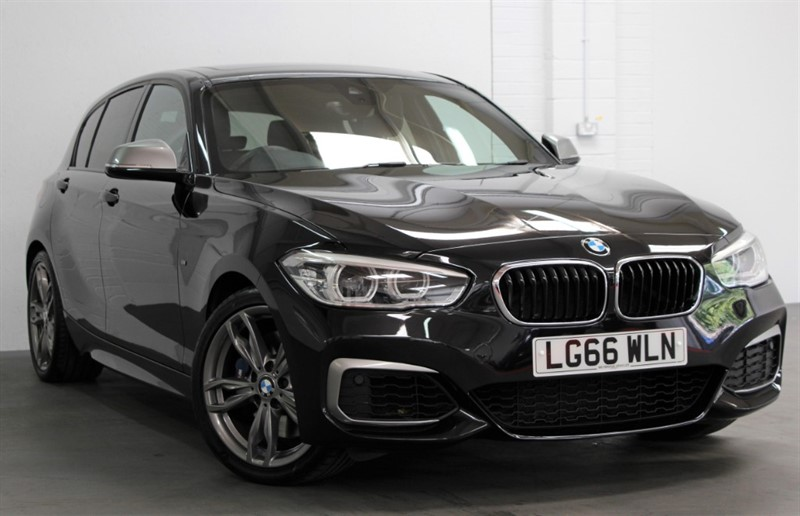 used BMW M140i [340] (FREE MAINLAND UK DELIVERY !!) in west-byfleet-surrey