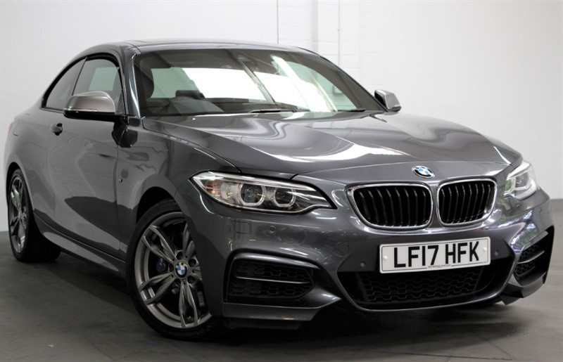 used BMW M240i [340] (FREE MAINLAND UK DELIVERY !!) in west-byfleet-surrey