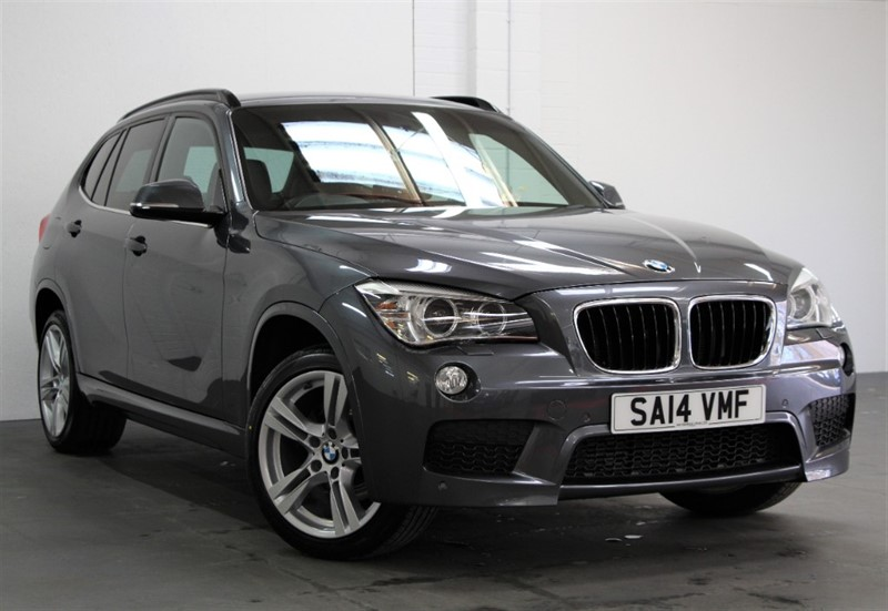 used BMW X1 XDrive 20i M Sport [190] (FREE MAINLAND UK DELIVERY !!) in west-byfleet-surrey