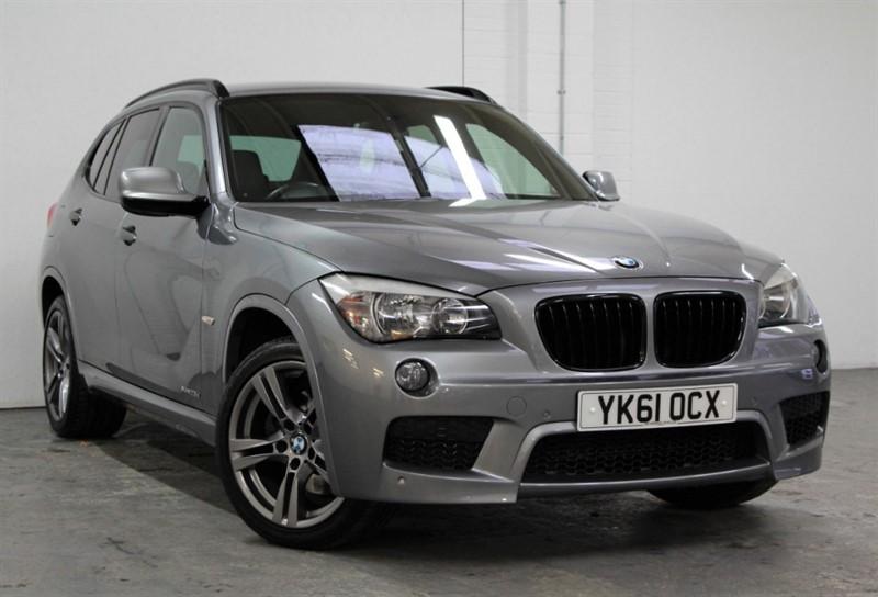 used BMW X1 XDrive 2.0 M Sport 23D [204] (SAT NAV !! 4 WHEEL DRIVE !!) in west-byfleet-surrey
