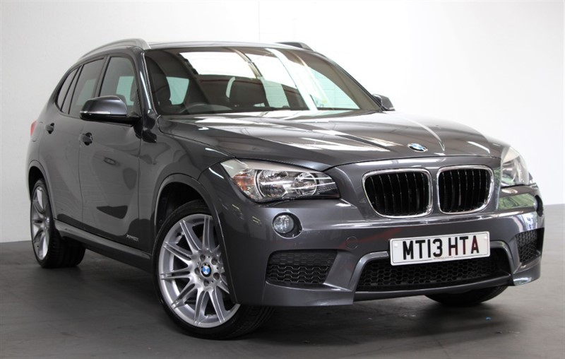 used BMW X1 XDrive 2.0i M Sport [184] (FREE MAINLAND UK DELIVERY !!) in west-byfleet-surrey