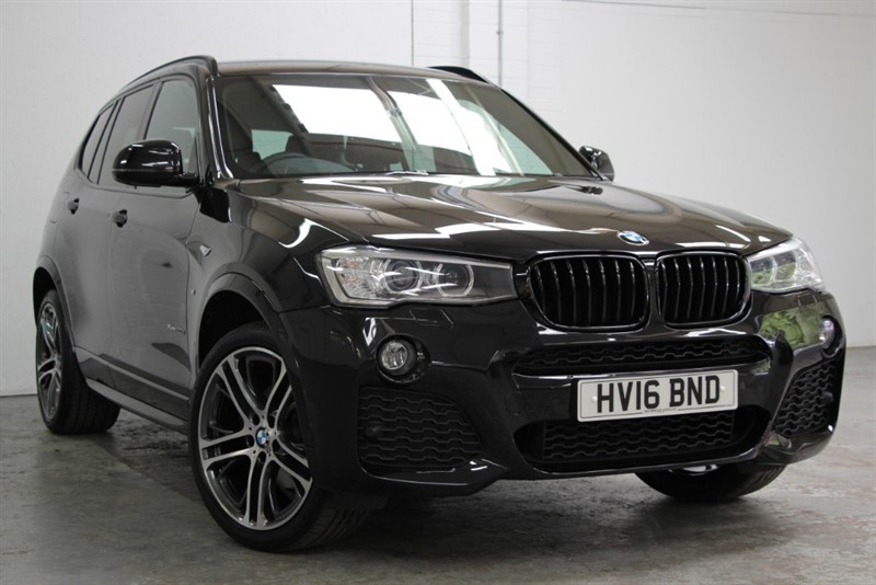 used BMW X3 XDrive 20D M Sport Plus [190] (PRO NAV !! BIG SPEC !!) in west-byfleet-surrey
