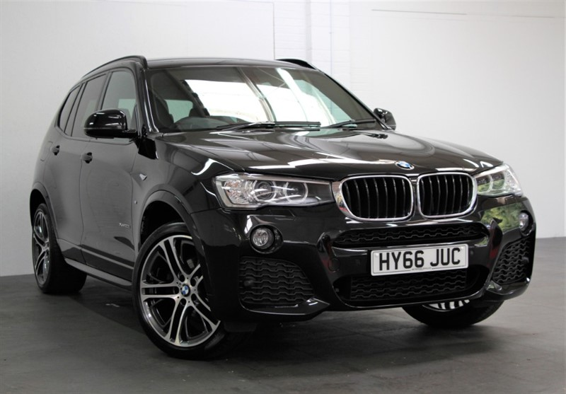 used BMW X3 XDrive 20D M Sport Plus [190] (FREE MAINLAND UK DELIVERY !!) in west-byfleet-surrey