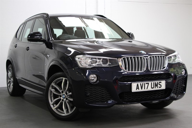 used BMW X3 XDrive 30D M Sport [260] (FREE MAINLAND UK DELIVERY !!) in west-byfleet-surrey