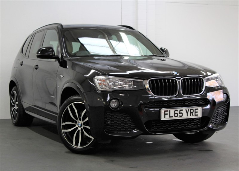 used BMW X3 XDrive 20D M Sport  [190] (FREE MAINLAND UK DELIVERY !!) in west-byfleet-surrey