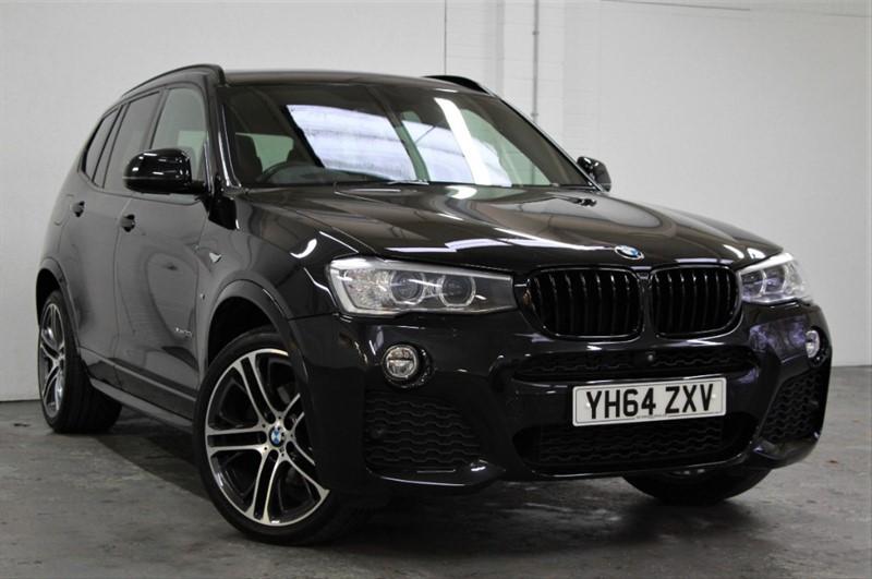 used BMW X3 XDrive 30D M Sport Plus [260] (PAN ROOF !! HUGE SPEC !!) in west-byfleet-surrey