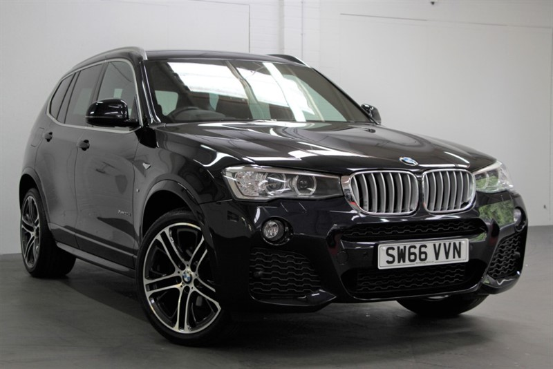 used BMW X3 XDrive 30D M Sport Plus [260] (FREE MAINLAND UK DELIVERY !!) in west-byfleet-surrey