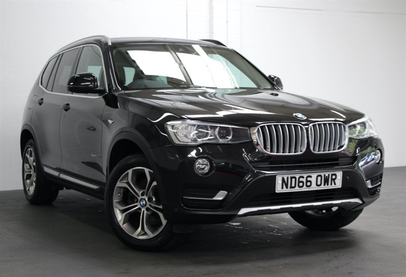 used BMW X3 XDrive 20D X Line [190] (FREE MAINLAND DELIVERY !!) in west-byfleet-surrey