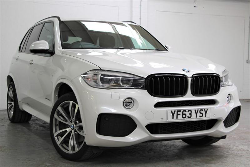 used BMW X5 XDrive 30D M Sport [260] (7 SEATS !! NEW MODEL !! EURO6 !!) in west-byfleet-surrey