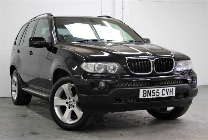 used BMW X5 D Sport [214] (PART EXCHANGE TO CLEAR !!) in west-byfleet-surrey