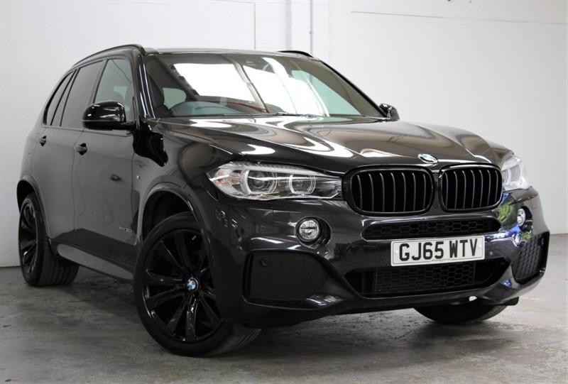 used BMW X5 XDrive 30D M Sport [260] (7 SEATS !! GREAT SPEC !!) in west-byfleet-surrey