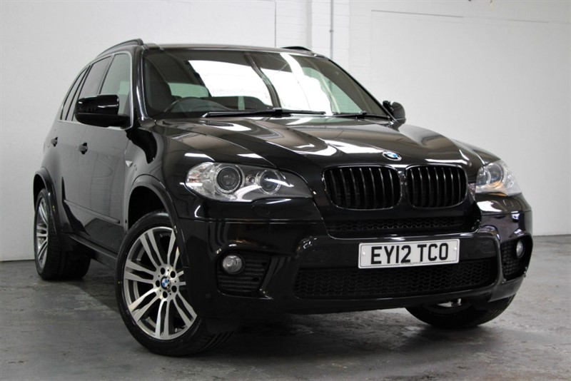 used BMW X5 XDrive 30D M Sport [245] (OUTSTANDING EXAMPLE !!) in west-byfleet-surrey