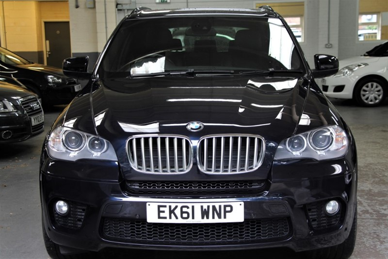 used BMW X5 XDrive 40D M Sport [308] (GREAT SPEC !! �7275 OF EXTRAS !!) in west-byfleet-surrey