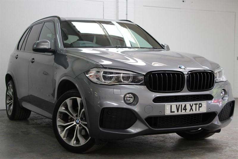 used BMW X5 XDrive 30D M Sport [260] (7 SEATS !! PAN ROOF !!) in west-byfleet-surrey