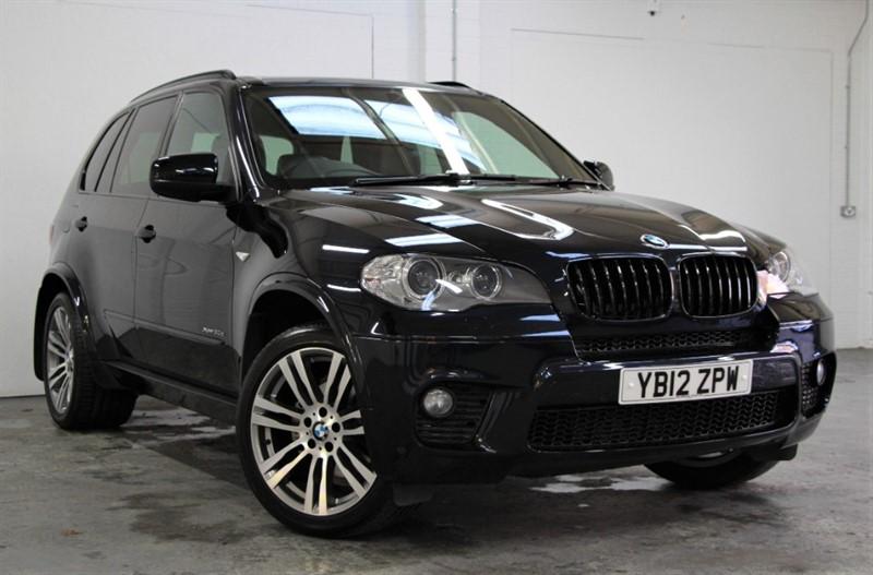 used BMW X5 XDrive 30D M Sport [245] (7 SEATS !! PAN ROOF !! BIG SPEC !!) in west-byfleet-surrey