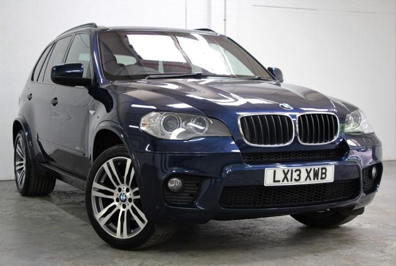 used BMW X5 XDrive 30D M Sport [245] (7 SEATS !! HUGE SPEC !!) in west-byfleet-surrey