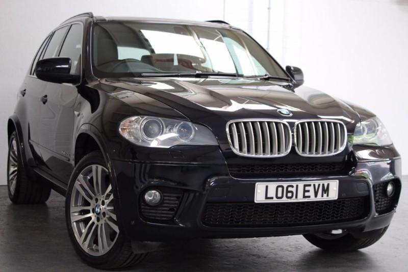 used BMW X5 XDrive 40D M Sport [306] (7 SEATS !! BIG SPEC !!) in west-byfleet-surrey