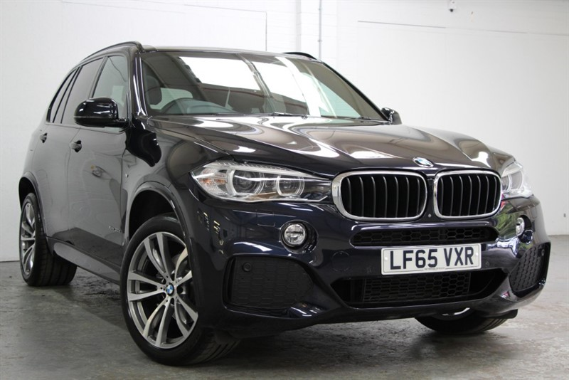 used BMW X5 XDrive 30D M Sport [260] (7 SEATS !! PAN ROOF !! 12900 MILES !!) in west-byfleet-surrey