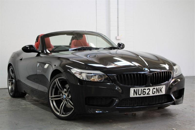 used BMW Z4 30i SDrive M Sport Highline [254] PRO NAV !! JUST 25000 MILES !!) in west-byfleet-surrey