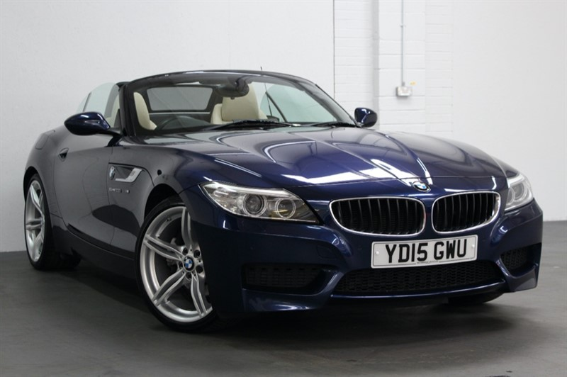 used BMW Z4 SDrive 28i M Sport [245] (FREE MAINLAND UK DELIVERY !!) in west-byfleet-surrey